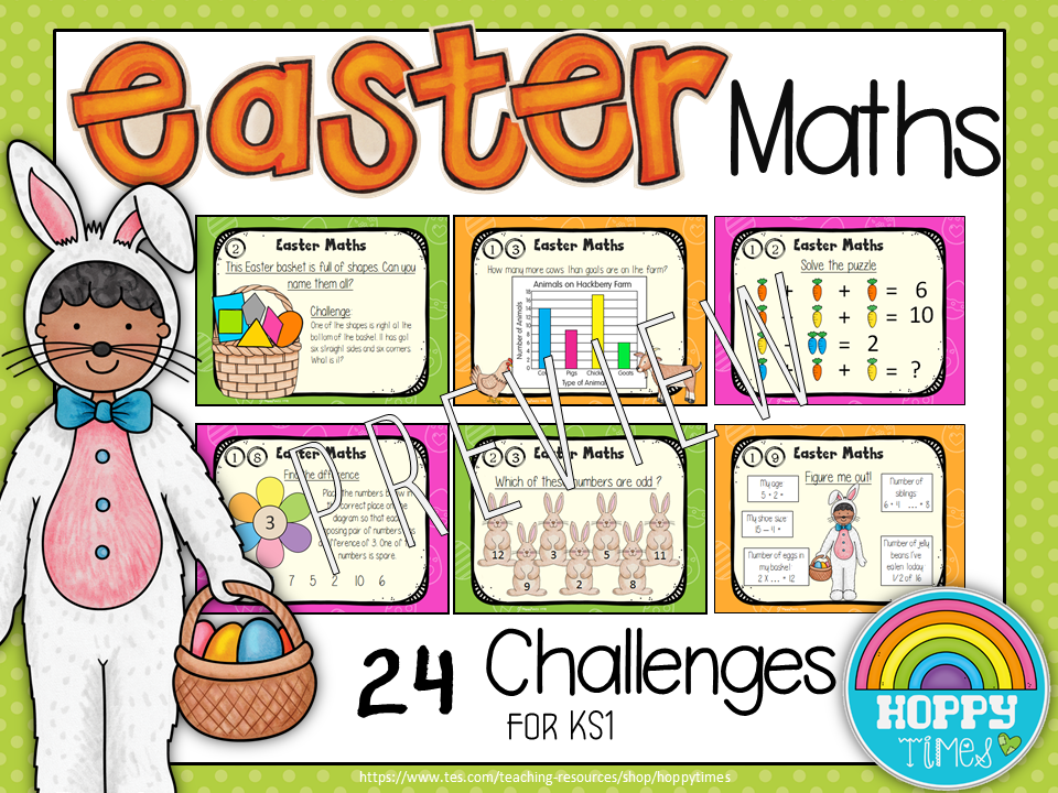 Easter Maths KS1