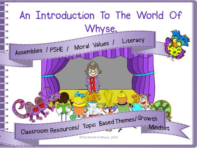 Welcome To The World Of Whyse – An Introduction.