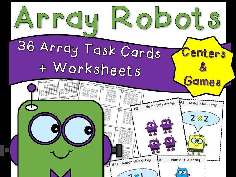 Array Robots