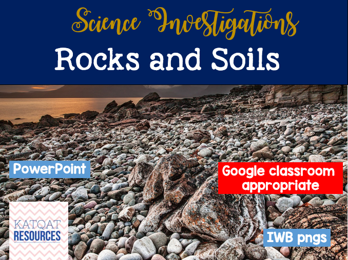 Rocks and soils homework - google classroom