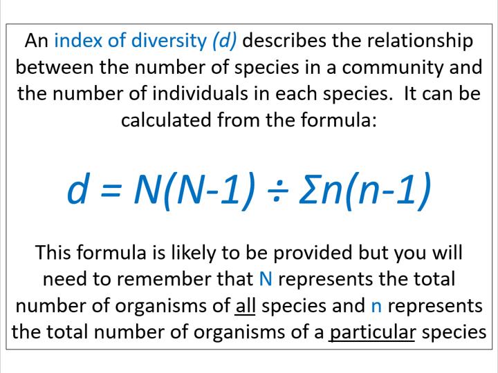 Topics 4.4 - 4.7 (AQA A-level Biology)