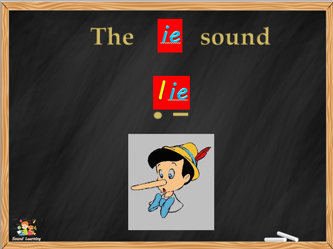 PowerPoints to teach the IE digraph