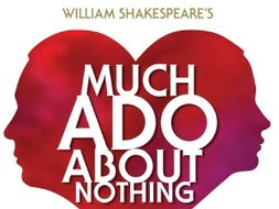 Much Ado about Nothing - Outstanding character analysis marketplace activity