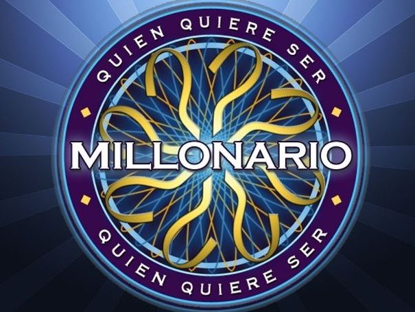 Millionaire game to recap key points of Spanish grammar