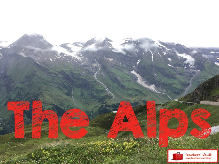 The Alps Topic Sign