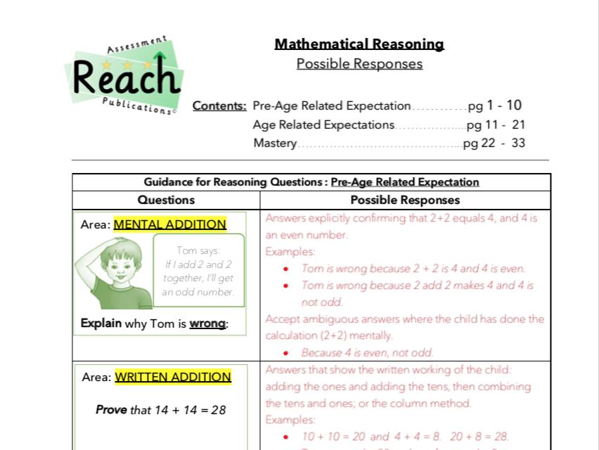 Year 3 Mathematics: Teacher Guidance Bk