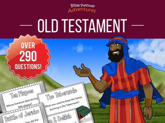 Bible Task Cards: Old Testament