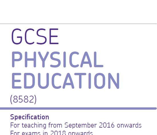 AQA GCSE PE (9-1) Goal Setting Lesson