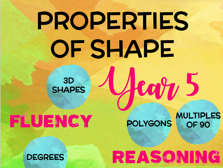 Year 5 Maths: Properties of Shapes