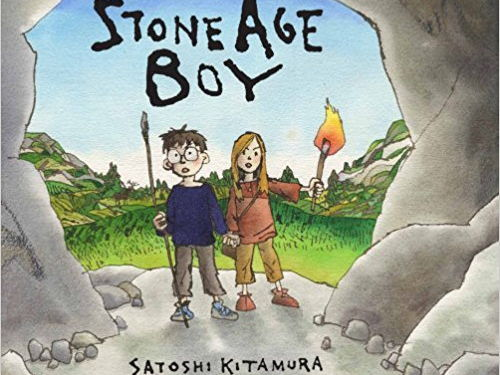 The Stone Age Boy Planning (1 Week)