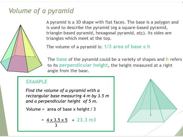EDEXCEL NEED-TO-KNOW FORMULAE FOR GCSE MATHS HIGHER TIER