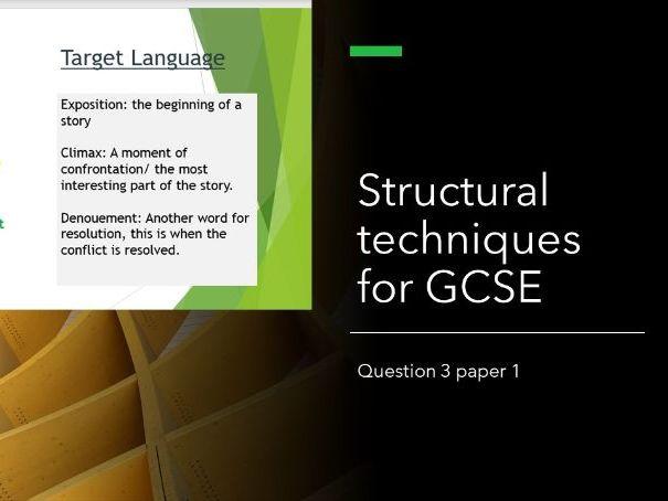 Question 3 paper 1 AQA