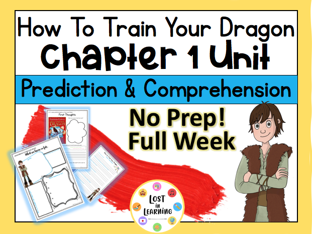 How To Train Your Dragon: Chapter 1 Unit