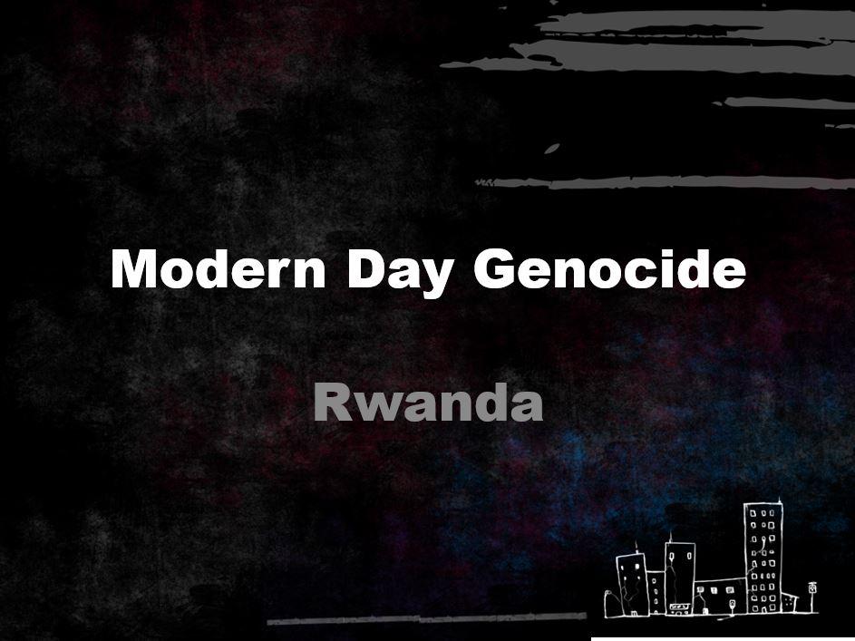 Modern Day Genocide: Hotel Rwanda