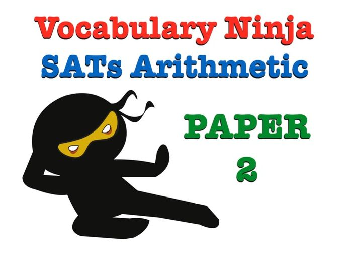 KS2 SATs Arithmetic Paper 2