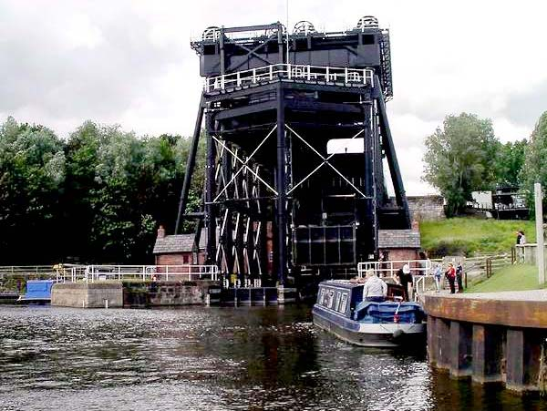 The History of the River Weaver