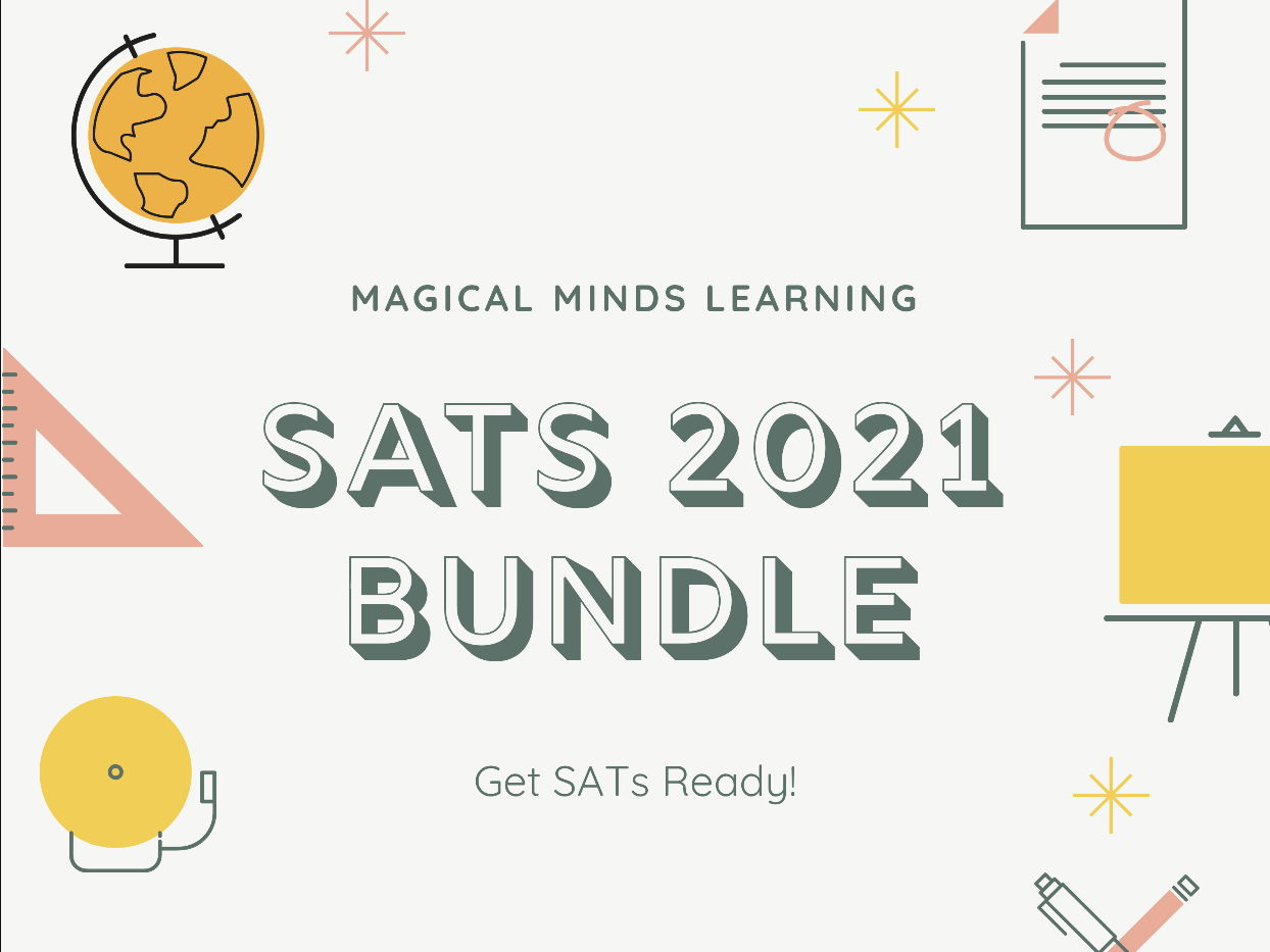 SATs Preparation Ultimate Bundle
