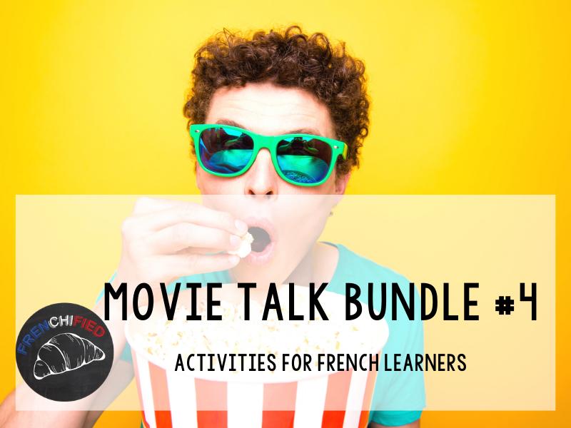 Movie Talk Bundle #4