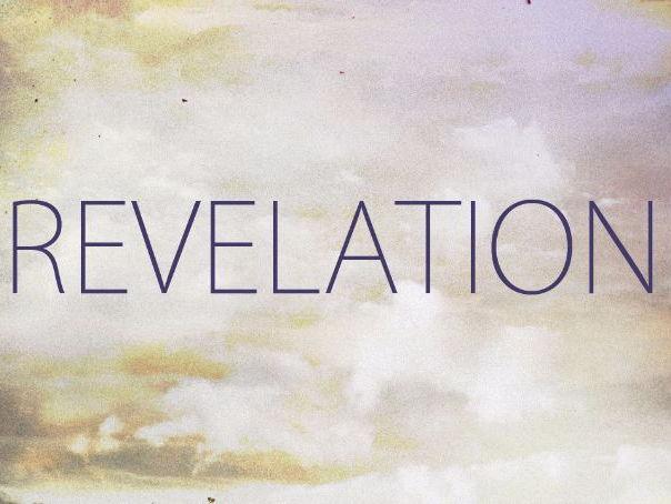 Revelation and Scripture A Level Colour Revision Notes