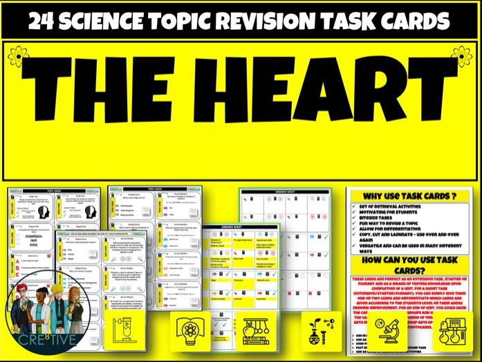 The Heart - Biology Science