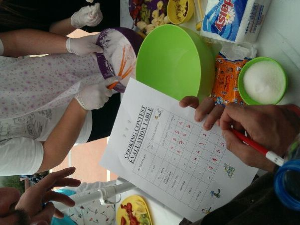 Extra Curricular Activity Cooking Contest, Co-curricular Activity, End of year Party, Game