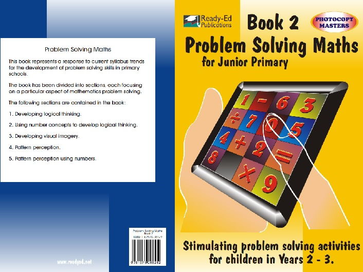 Problem Solving Maths for Juniors: Book 2 - Free sample pages