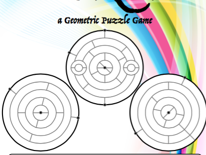Nazca Game - gifted geometry critical thinking problem solving activity