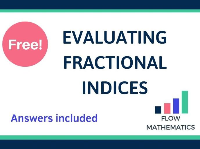 Evaluating fractional indices