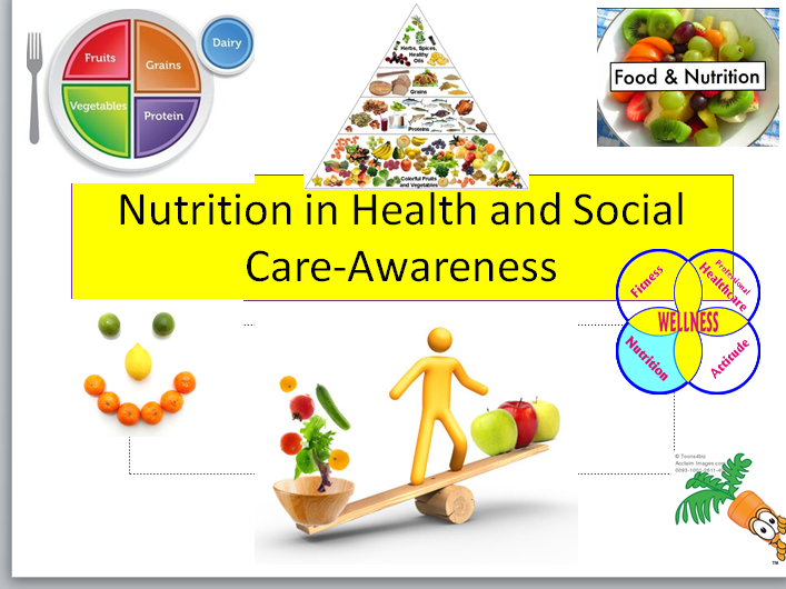 Health and Social Care- Nutrition