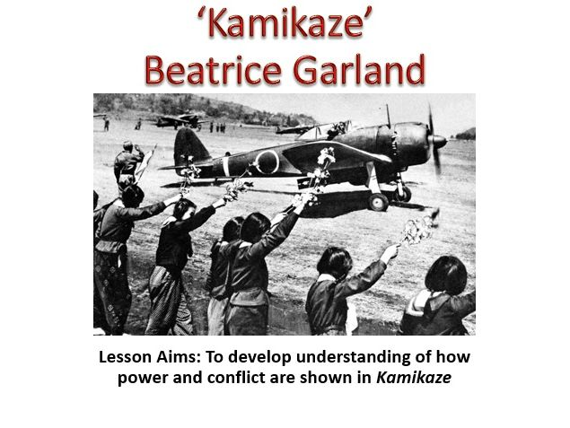 Power and Conflict - Kamikaze - 9-1