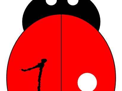 Ladybird Numerals 1-10