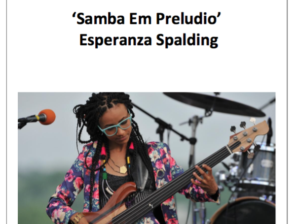 10 Question Quizzes - Samba Em Preludio by Esperanza Spalding - Edexcel GCSE Music