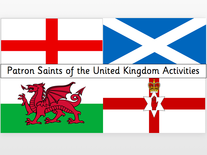 Patron Saints of the United Kingdom Activities