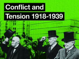 AQA Conflict and Tension 1918-1939 SOW