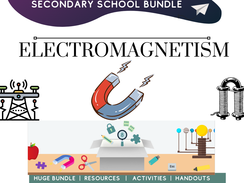 Electromagnetism magnetism Physics Science Revision