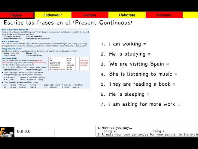 Viva GCSE - Module 3 - Mis aplicaciones favoritas - Lesson 2