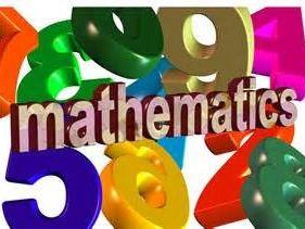 Maths Medium Term Plans (Y1 - Y6)