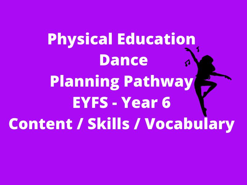 Dance Planning Pathway