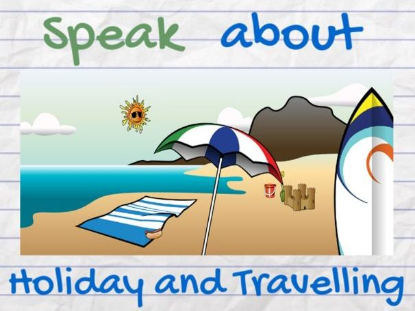 """Holiday and Travelling in English"" Ebook"