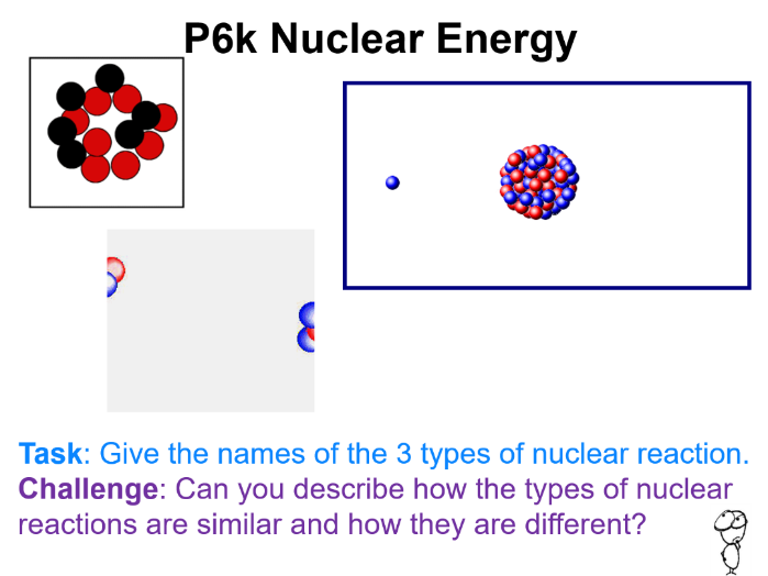 Nuclear Energy SP6k Edexcel 9-1 GCSE Physics Radioactivity