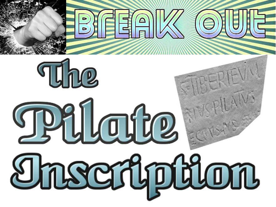 The Plate Inscription escape room