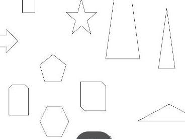 2d shapes to measure perimeter