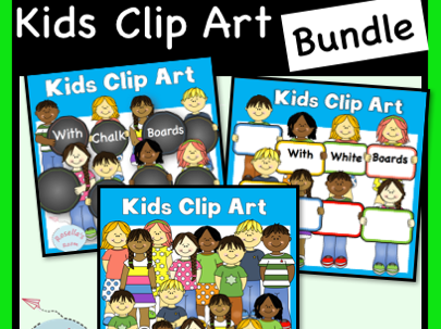 Kids Clip Art BUNDLE