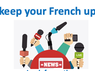 Ways to keep up your French at home
