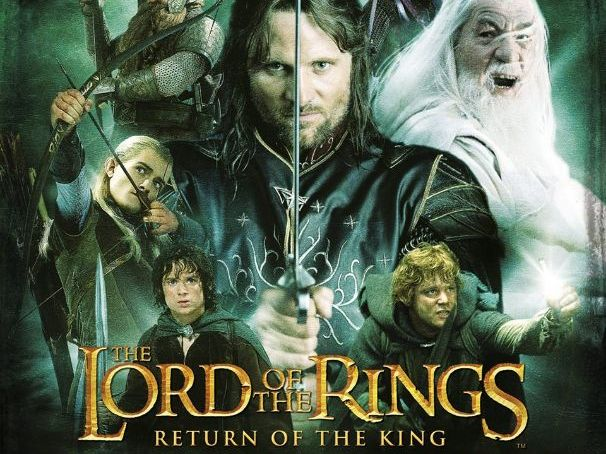 Lord of the Rings - Into The West (Annie Lennox) School Orchestra Arrangement