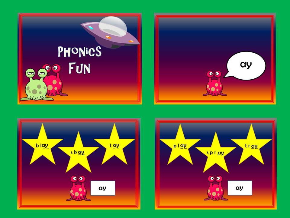 Phonics Revision Powerpoint