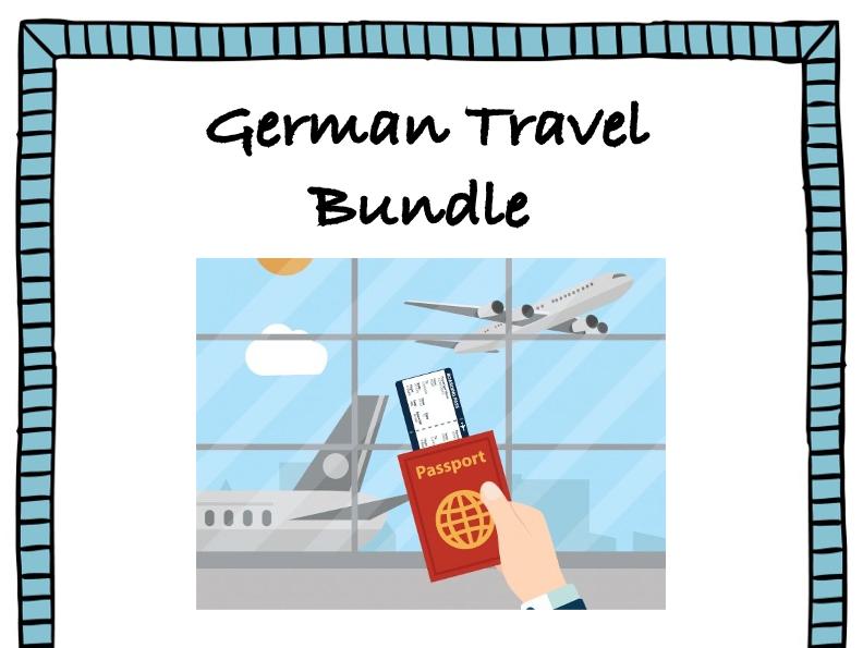 German Travel Bundle: Top 5 Resources @35% off!