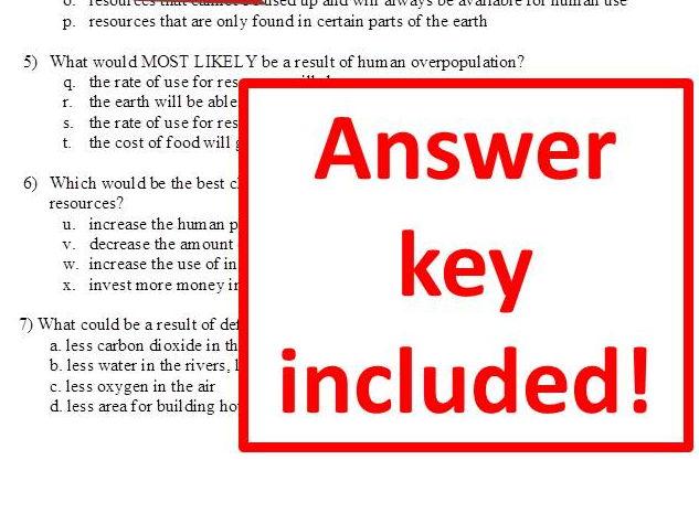 Figurative language/Grammar/Punctuation quiz with answer key