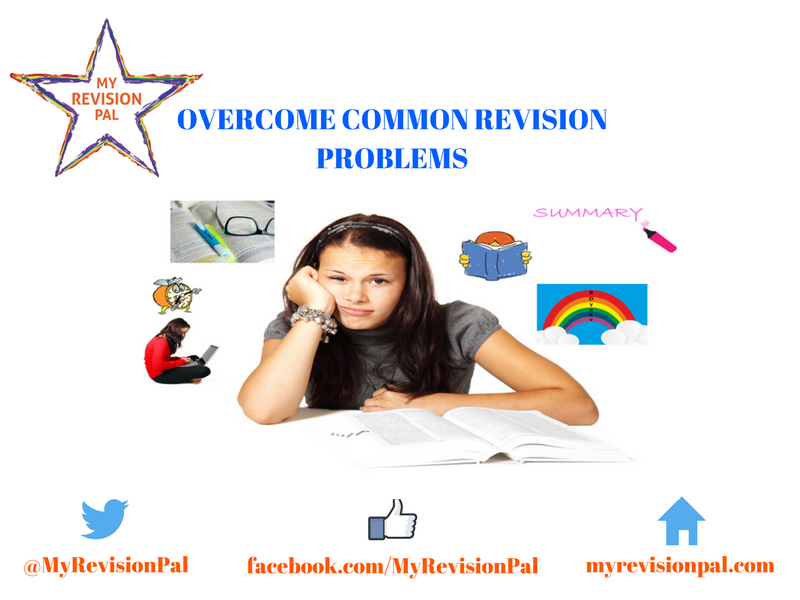 Overcome Common Revision Problems