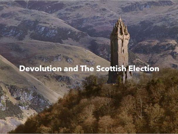 Devolution & the Scottish Voting System